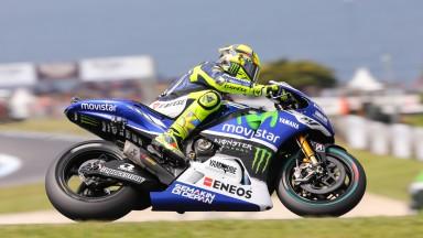 Valentino Rossi, Movistar Yamaha MotoGP, AUS RACE
