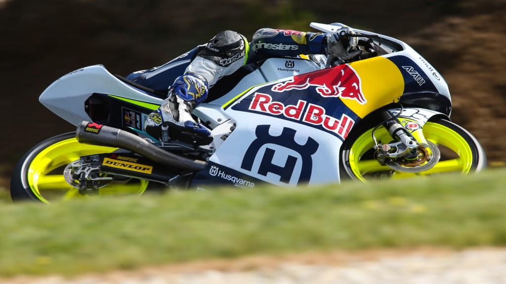 Danny Kent, Red Bull Husqvarna Ajo, AUS RACE