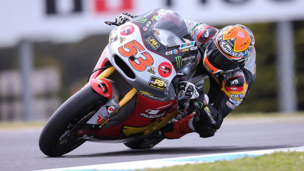 Esteve Rabat, Marc VDS Racing Team, AUS WUP