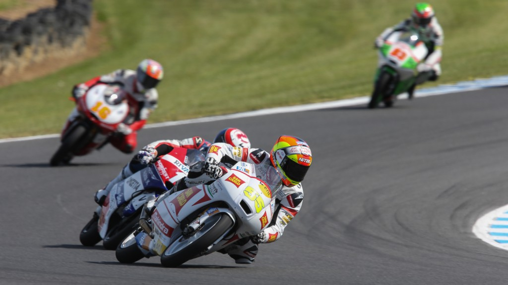 Moto3 Action, AUS WUP