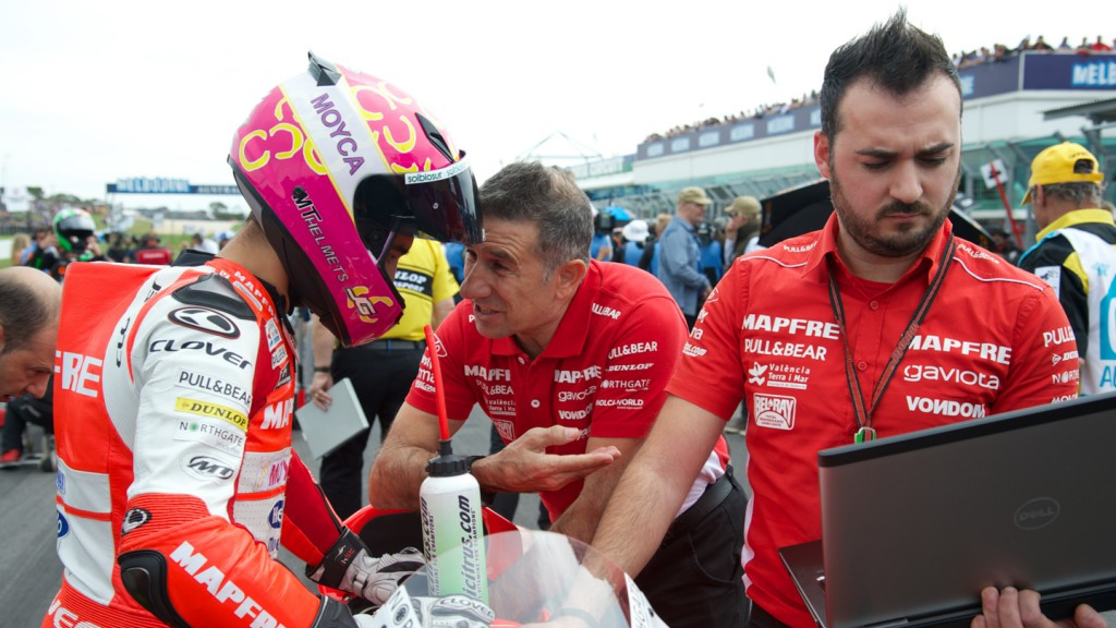 Juanfran Guevara, Mapfre Aspar Team Moto3, AUS RACE