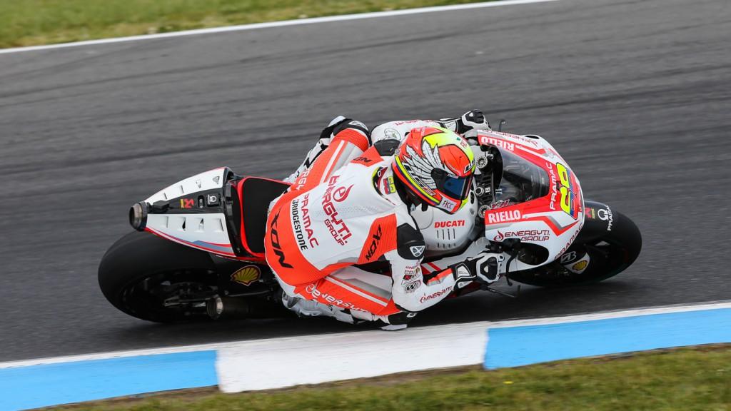 Yonny Hernandez, Pramac Racing, AUS RACE