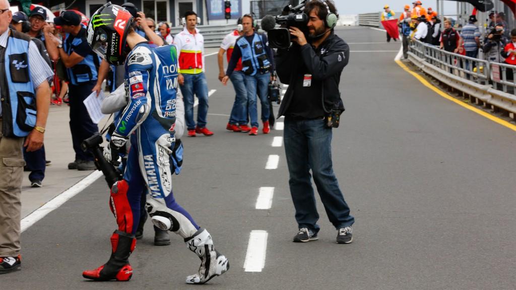 Jorge Lorenzo, Movistar Yamaha MotoGP, AUS WUP