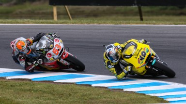 Esteve Rabat, Maverick Viñales, Marc VDS Racing Team, Paginas Amarillas HP 40, AUS RACE