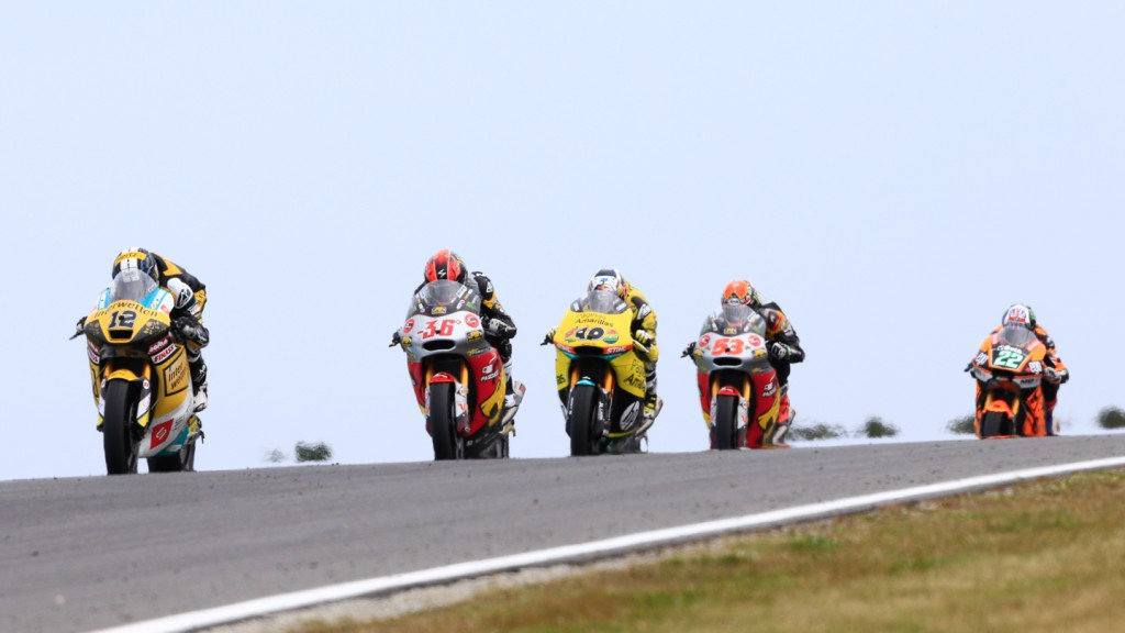 Moto2 Action, AUS RACE