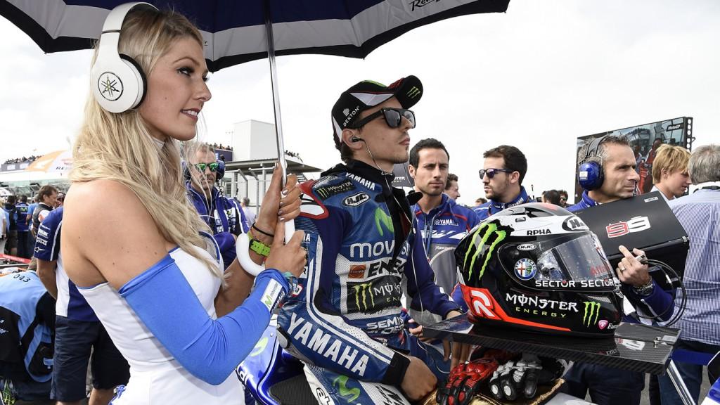 Jorge Lorenzo, Movistar Yamaha MotoGP, AUS RACE