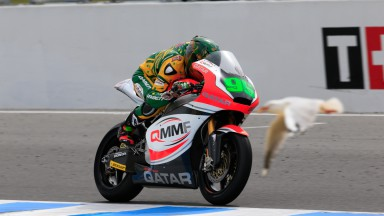 Anthony West, QMMF Racing Team, AUS RACE