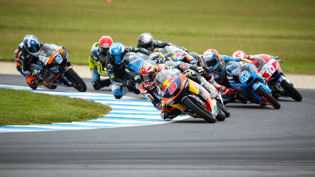 Moto3 Action, AUS RACE