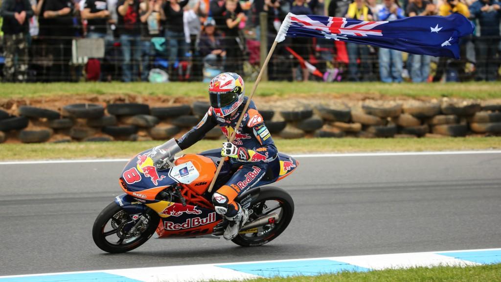 Jack Miller, Red Bull KTM Ajo, AUS RACE