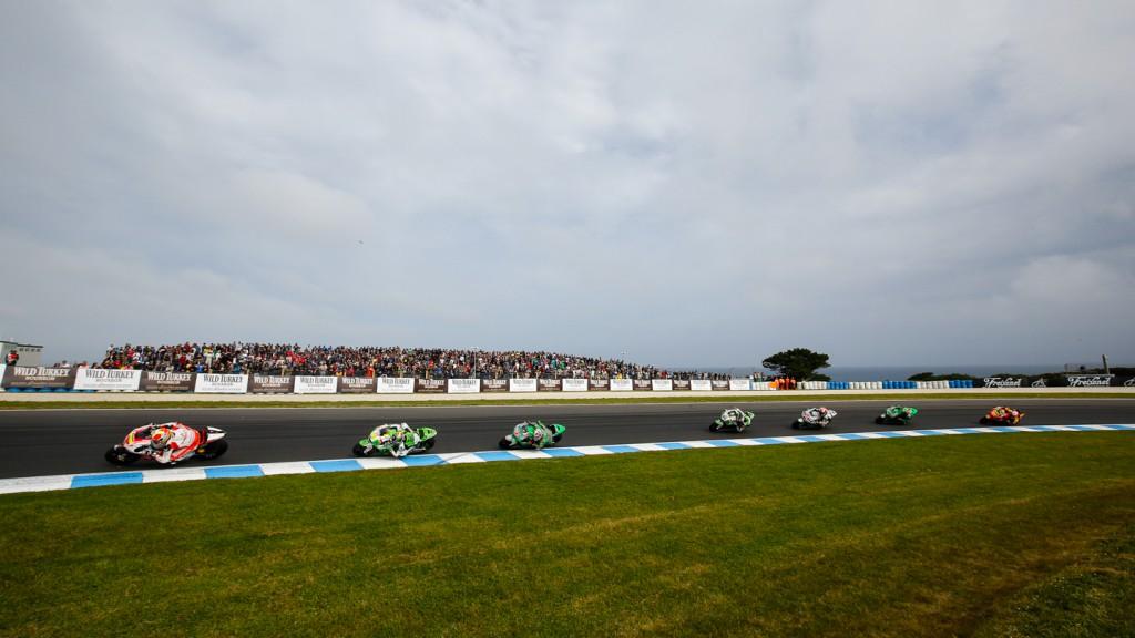 MotoGP Action, AUS RACE