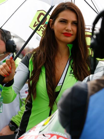 Paddock Girls, Tissot Australian Grand Prix