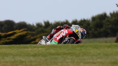 Stefan Bradl, LCR Honda MotoGP, AUS RACE