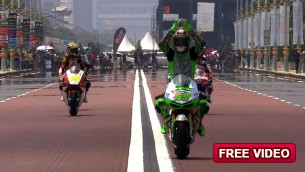#RideMalaysia: Nicky Hayden rocks Putrajaya