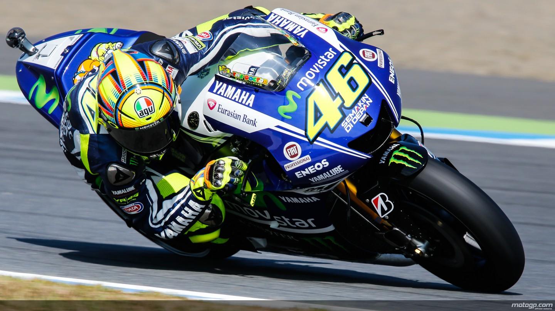 motogp.com · Valentino Rossi, Movistar Yamaha MotoGP