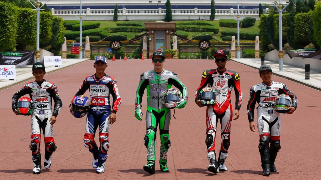 #RideMalaysia, Putrajaya