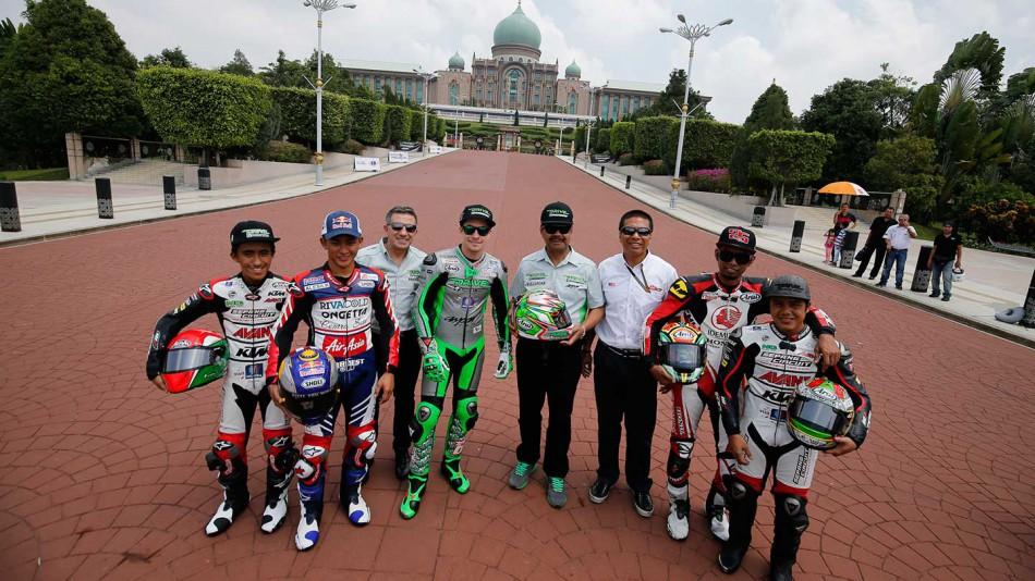 motogp.com · #RideMalaysia Event in Putrajaya
