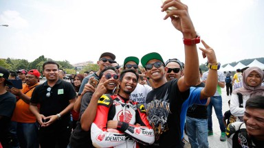 #RideMalaysia Event in Putrajaya