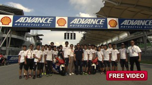 Shell Advance Asia Talent Cup Sepang preview