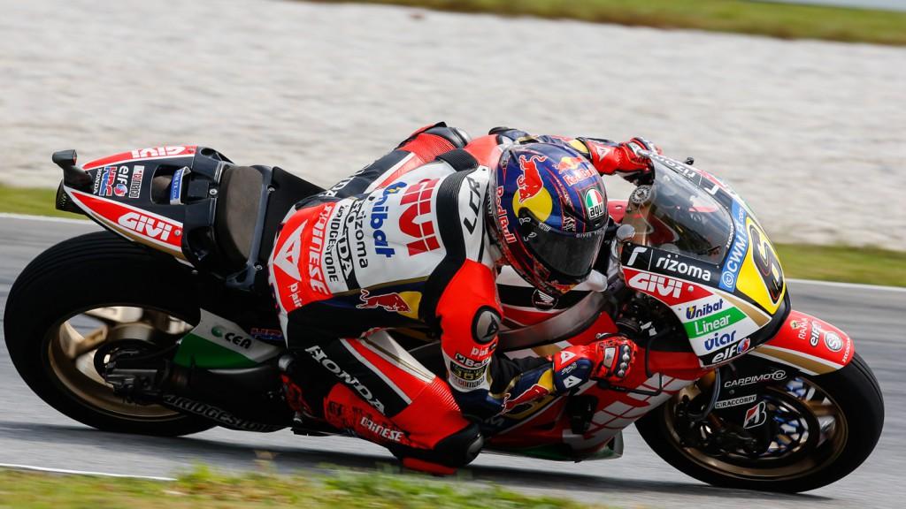 Stefan Bradl, LCR Honda MotoGP, MAL FP2