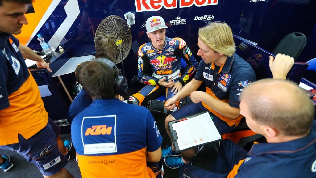 Jack Miller, Red Bull KTM Ajo, MAL FP2