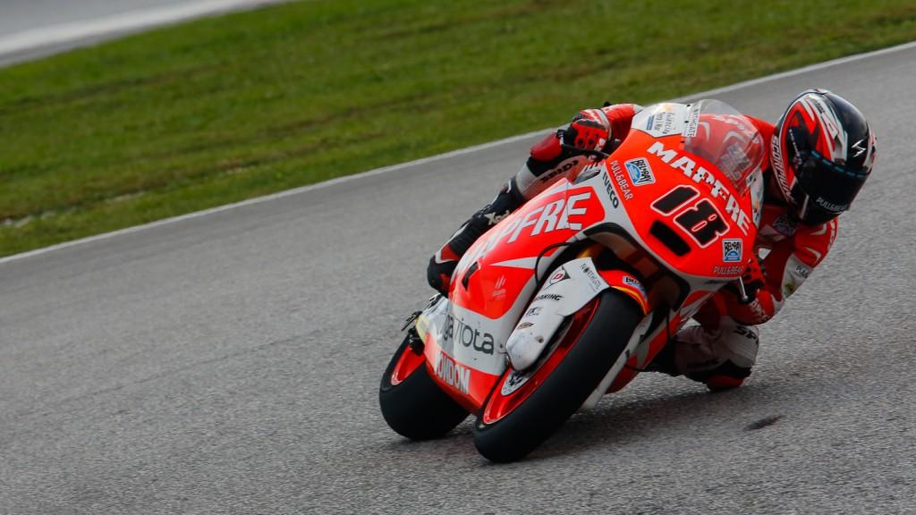 Nicolas Terol, Mapfre Aspar Team Moto2, MAL FP2