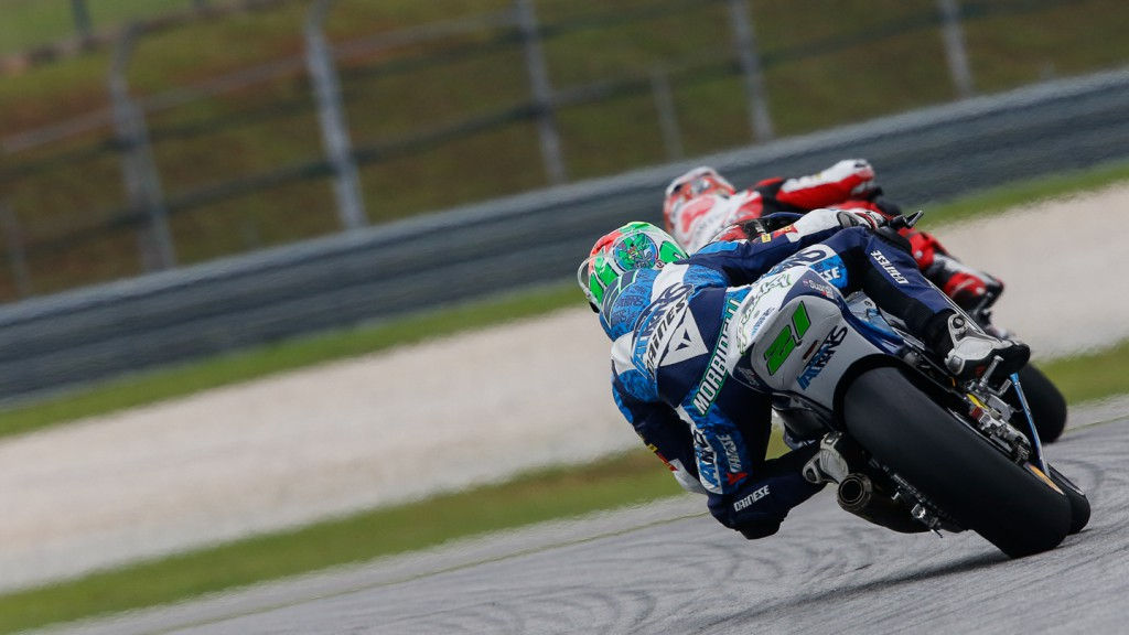 Franco Morbidelli, Italtrans Racing Team, MAL FP2