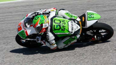 Niccolò Antonelli, Junior Team GO&FUN Moto3, MAL FP2