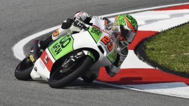 Niccolò Antonelli, Junior Team GO&FUN Moto3, MAL FP2