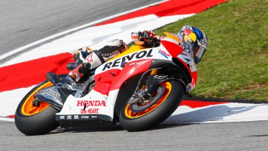 Dani Pedrosa, Repsol Honda Team, MAL FP1
