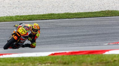 Aleix Espargaro, NGM Forward Racing, MAL FP2