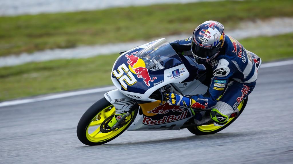 Danny Kent, Red Bull Husqvarna Ajo, MAL FP2