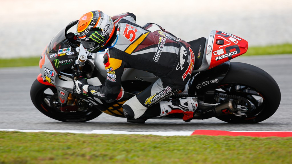 Esteve Rabat, Marc VDS Racing Team, MAL FP1