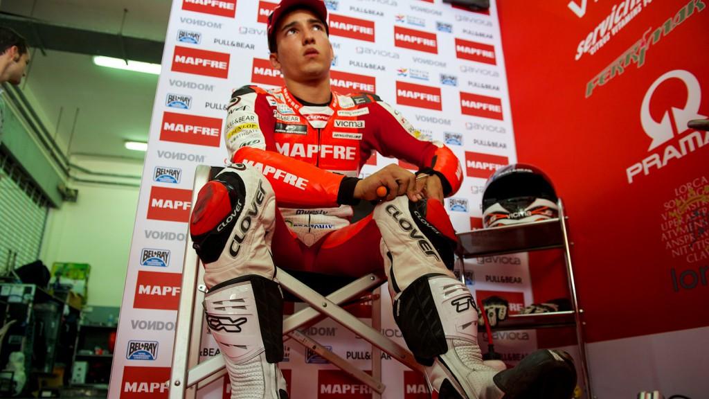 Juanfran Guevara, Mapfre Aspar Team Moto3, MAL FP2