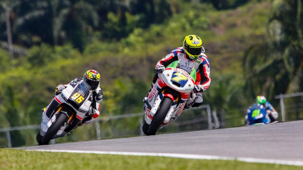 Lorenzo Baldassarri, Gresini Moto2, MAL FP2