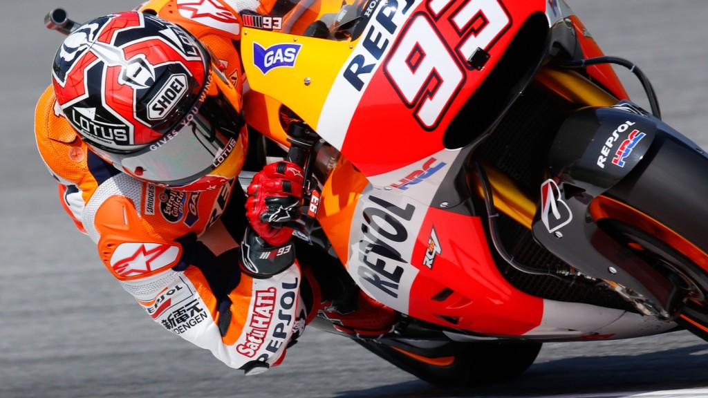 Marc Marquez, Repsol Honda Team, MAL FP1