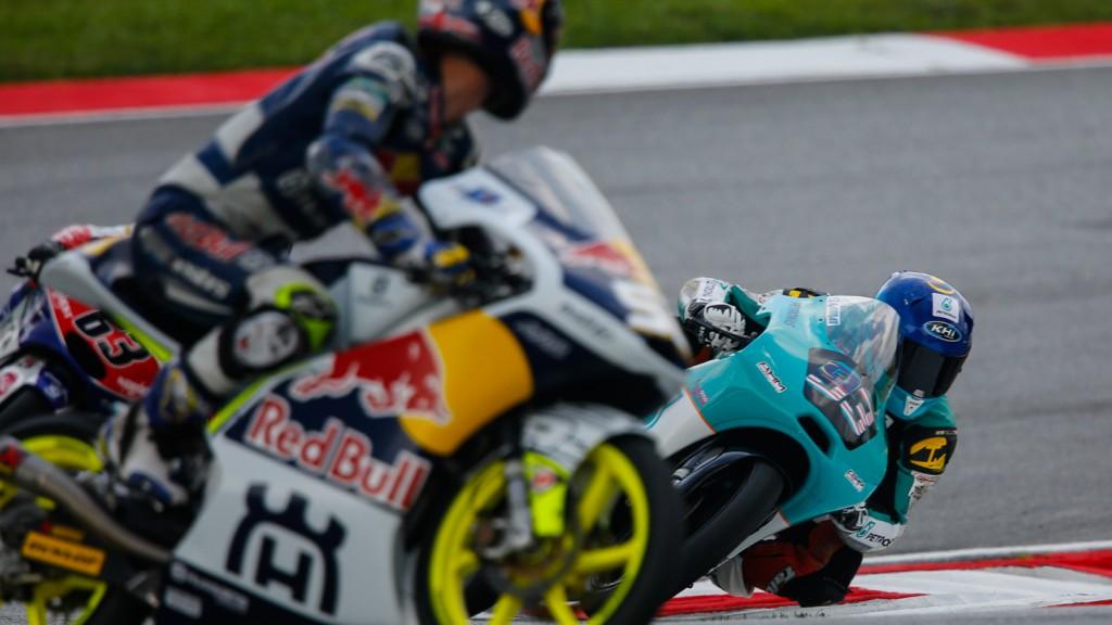 Ramdan Rosli, Petronas AHM Malaysia, MAL FP2