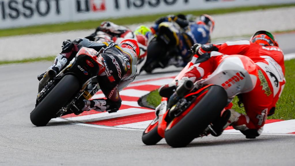 Moto2 Action, MAL FP1