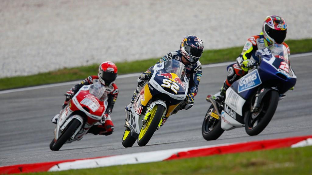 Moto3 Action, MAL FP2