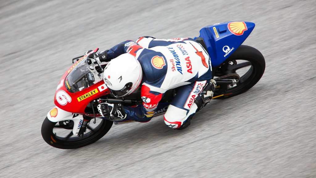 Kaito Toba, Shell Advance Asia Talent Cup, MAL
