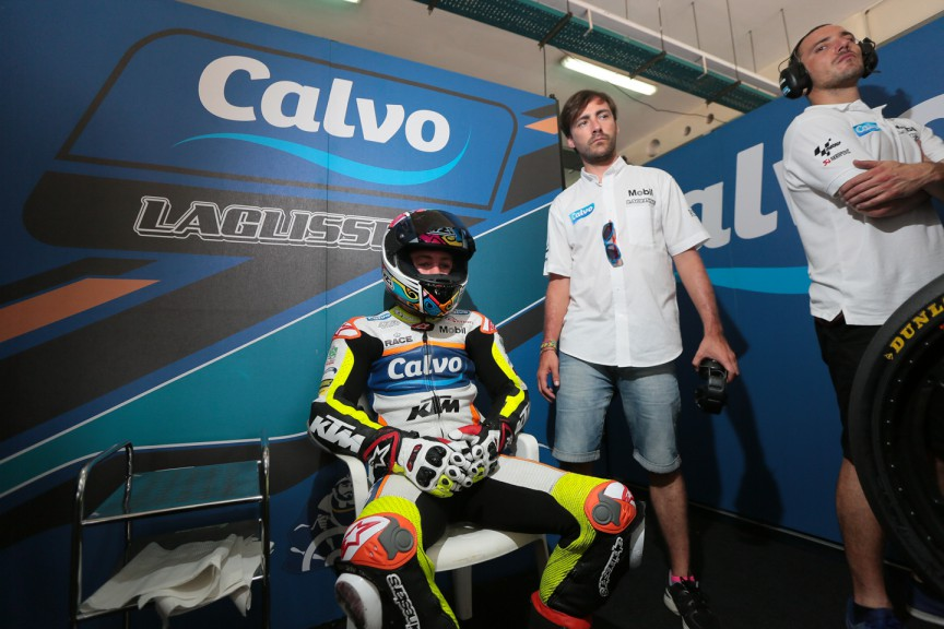 Remy Gardner, Calvo Team, MAL QP