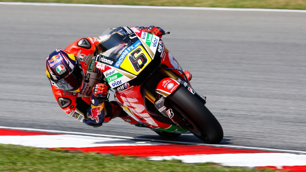 Stefan Bradl, LCR Honda MotoGP, MAL Q2