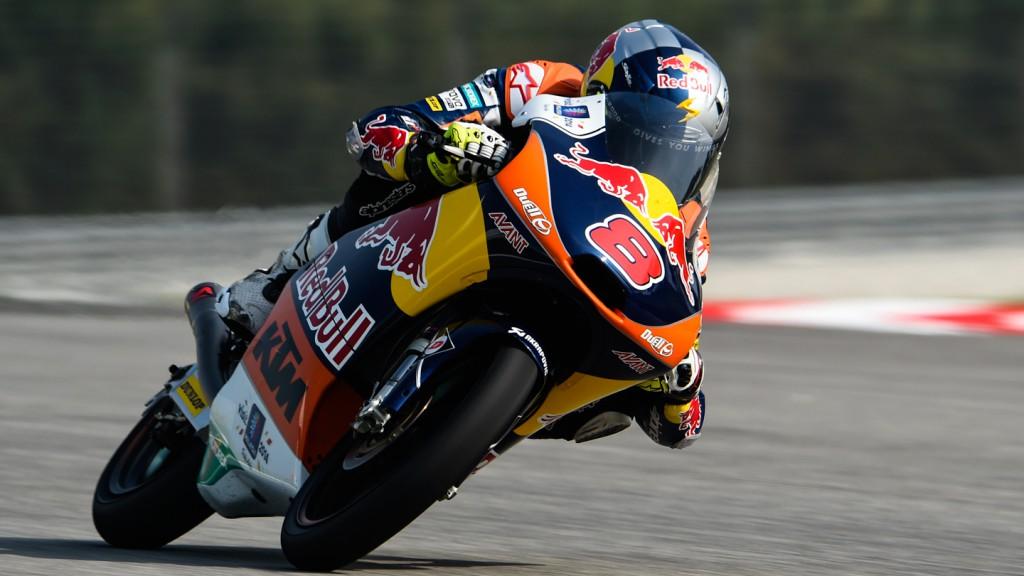 Jack Miller, Red Bull KTM Ajo, MAL QP