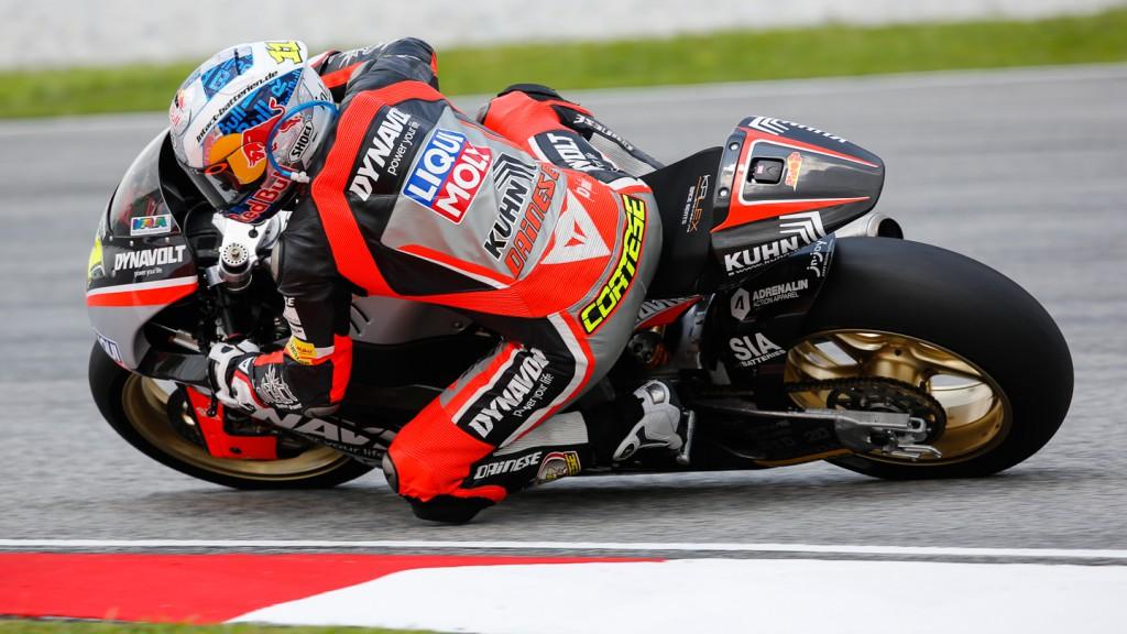 Sandro Cortese, Dynavolt Intact GP, MAL QP