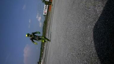 Sepang 2014 - MotoGP - FP3 - Action - Pol Espargaro - Crash