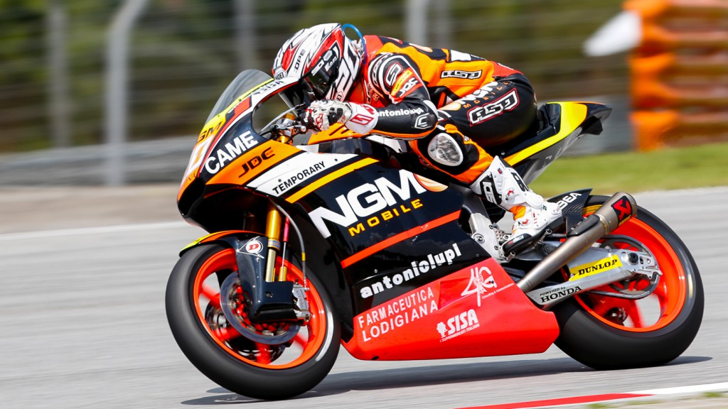 Florian Marino, NGM Forward Racing, MAL QP