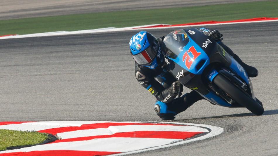 motogp.com · Francesco Bagnaia, SKY Racing Team VR46, MAL QP