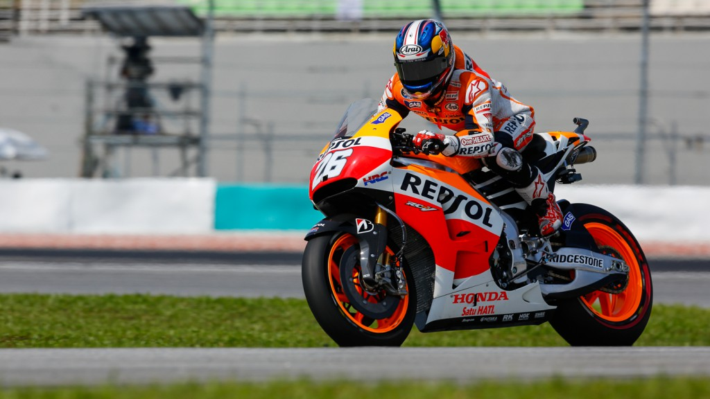 Dani Pedrosa, Repsol Honda Team, MAL Q2