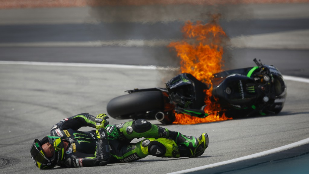 Pol Espargaro, Monster Yamaha Tech 3, MAL FP3