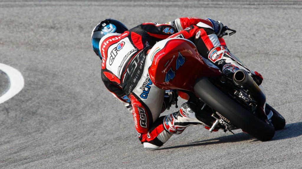 Miguel Oliveira, Mahindra Racing, MAL QP