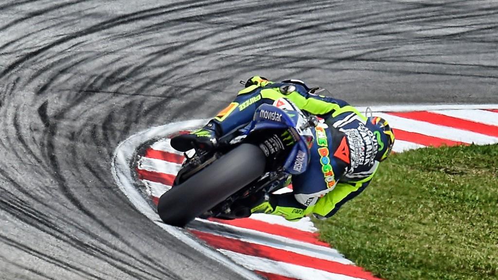 Valentino Rossi, Movistar Yamaha MotoGP, MAL Q2